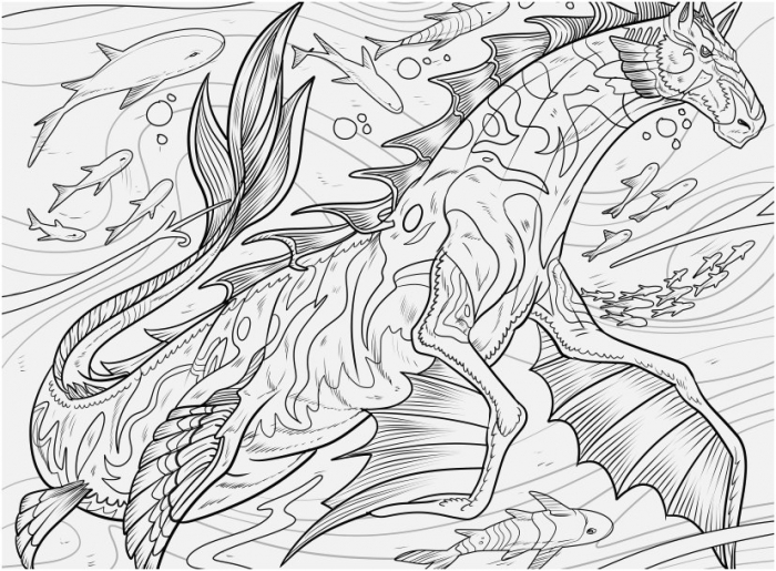 Mythical Creature Coloring Pages Collection Mythological Life