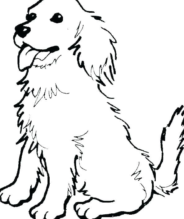 Printable Puppy Coloring Pages Ideas