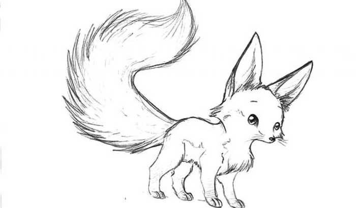 Cute Fox Coloring Pages Ideas For Kids