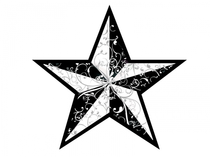 Free Coloring Pages Nautical Star Coloring Pages